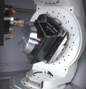 Five axis machining from Benthams